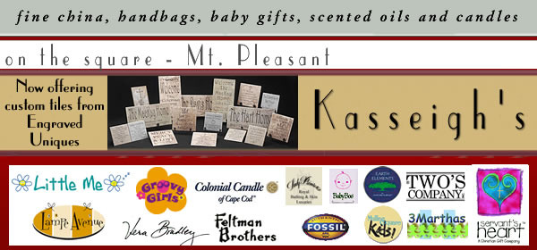 Kasseighs fine gifts - mount pleasant texas