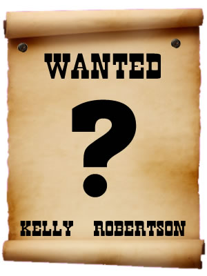where is kellly robertson