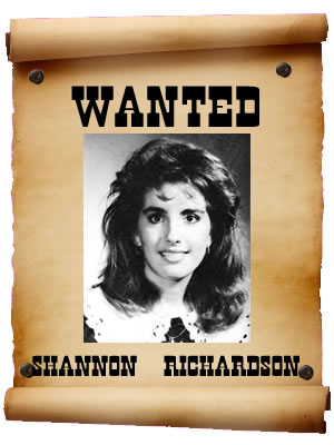 where is shannon richardson